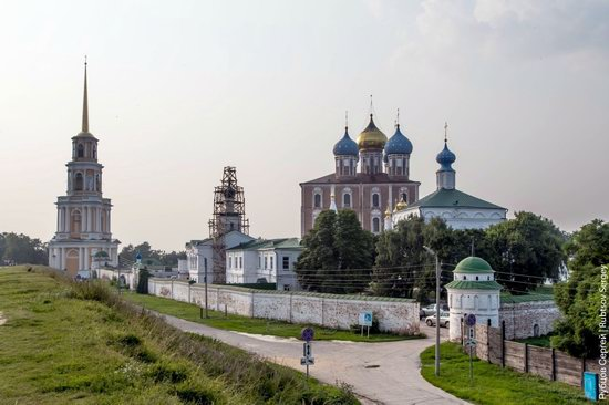 Ryazan Kremlin - one of the oldest museums in Russia, photo 3
