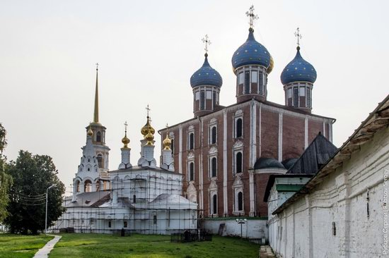 Ryazan Kremlin - one of the oldest museums in Russia, photo 4