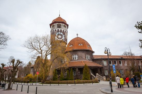 Svetlogorsk resort town, Kaliningrad region, Russia, photo 15
