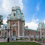 Tsaritsyno Museum-Reserve in July