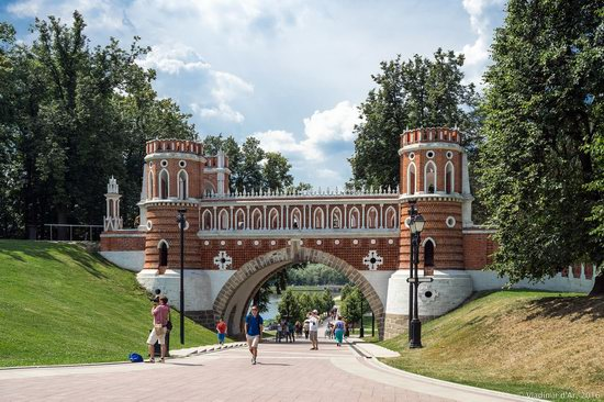 Tsaritsyno Museum-Reserve in Moscow, Russia, photo 10