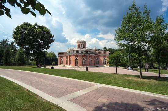 Tsaritsyno Museum-Reserve in Moscow, Russia, photo 12