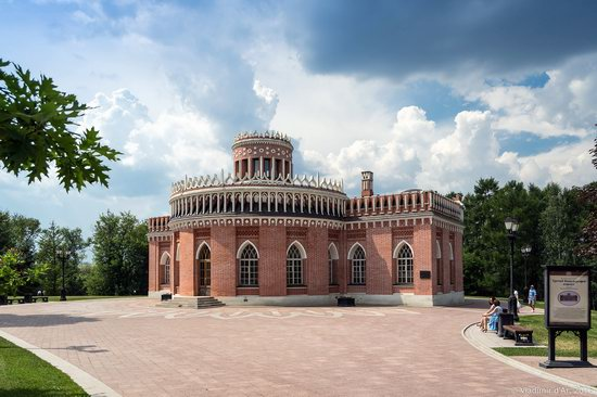 Tsaritsyno Museum-Reserve in Moscow, Russia, photo 13