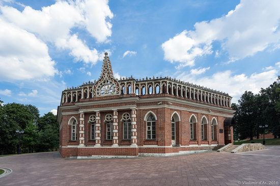 Tsaritsyno Museum-Reserve in Moscow, Russia, photo 17