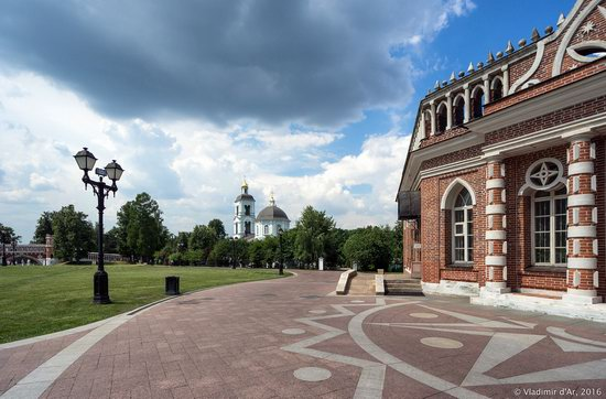 Tsaritsyno Museum-Reserve in Moscow, Russia, photo 18
