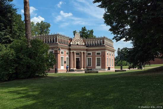 Tsaritsyno Museum-Reserve in Moscow, Russia, photo 19