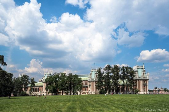 Tsaritsyno Museum-Reserve in Moscow, Russia, photo 2