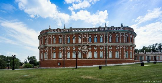 Tsaritsyno Museum-Reserve in Moscow, Russia, photo 20