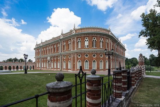 Tsaritsyno Museum-Reserve in Moscow, Russia, photo 21