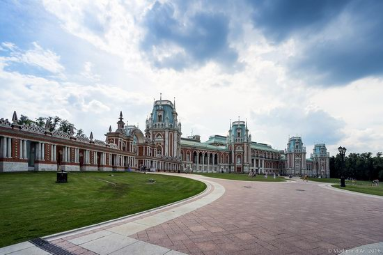 Tsaritsyno Museum-Reserve in Moscow, Russia, photo 23