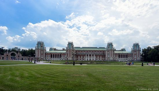 Tsaritsyno Museum-Reserve in Moscow, Russia, photo 3