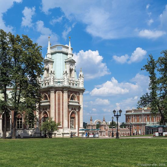 Tsaritsyno Museum-Reserve in Moscow, Russia, photo 4