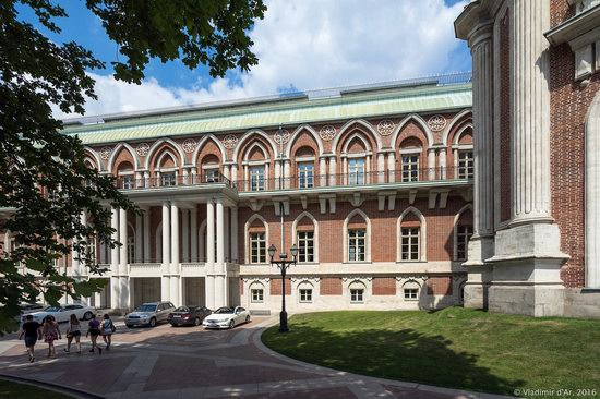 Tsaritsyno Museum-Reserve in Moscow, Russia, photo 5