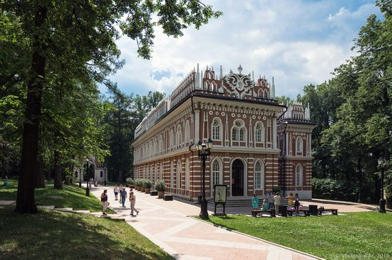 Tsaritsyno Museum-Reserve in Moscow, Russia, photo 8