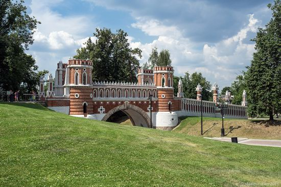 Tsaritsyno Museum-Reserve in Moscow, Russia, photo 9
