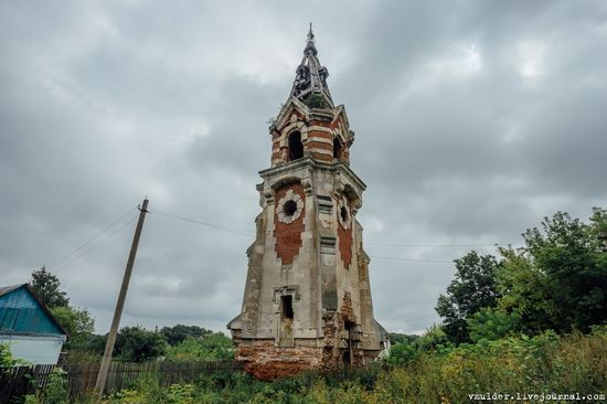 Muromtsev Estate in Balovnevo, Lipetsk region, Russia, photo 14