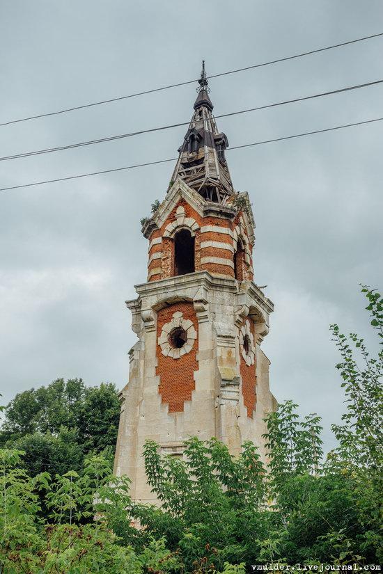 Muromtsev Estate in Balovnevo, Lipetsk region, Russia, photo 15