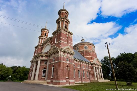 Muromtsev Estate in Balovnevo, Lipetsk region, Russia, photo 4