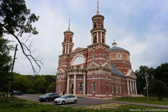 Muromtsev Estate in Balovnevo, Lipetsk region, Russia, photo 6