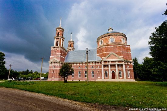 Muromtsev Estate in Balovnevo, Lipetsk region, Russia, photo 9