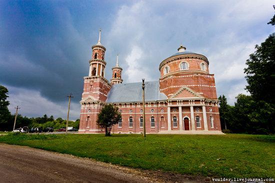 Muromtsev Estate in Balovnevo, Lipetsk region, Russia, photo 9