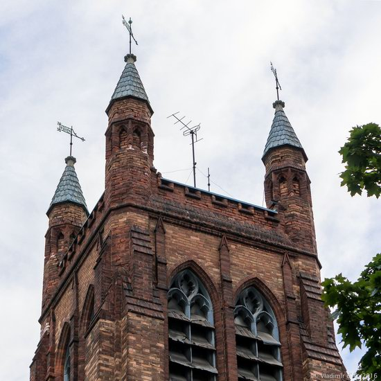 St. Andrew's Anglican Church in Moscow, Russia, photo 10