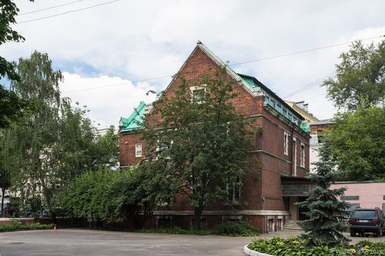 St. Andrew's Anglican Church in Moscow, Russia, photo 13