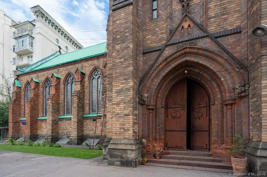 St. Andrew's Anglican Church in Moscow, Russia, photo 15