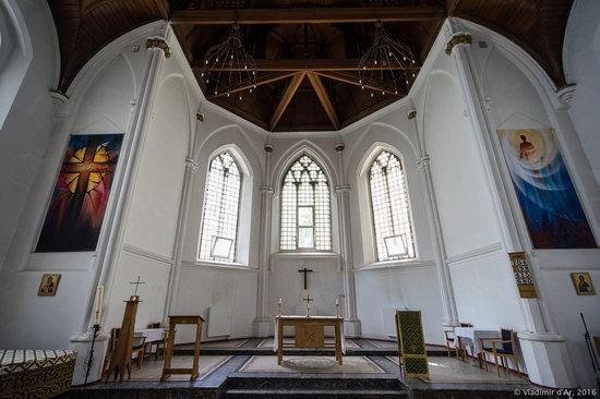 St. Andrew's Anglican Church in Moscow, Russia, photo 20