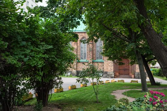 St. Andrew's Anglican Church in Moscow, Russia, photo 22