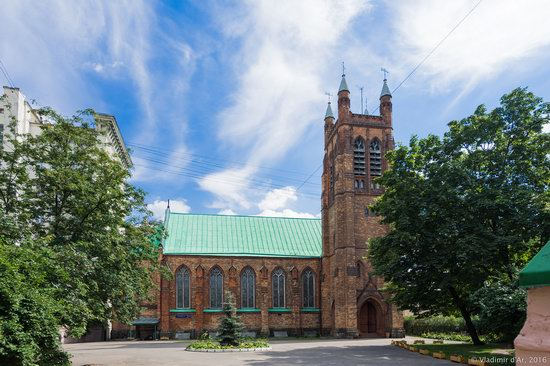 St. Andrew's Anglican Church in Moscow, Russia, photo 23