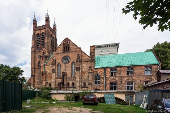 St. Andrew's Anglican Church in Moscow, Russia, photo 24