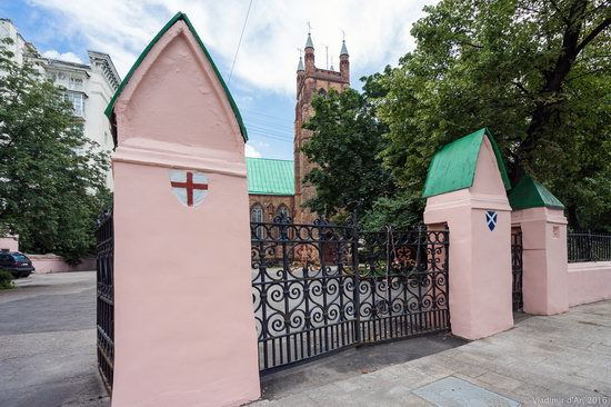 St. Andrew's Anglican Church in Moscow, Russia, photo 3