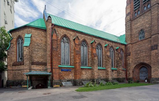 St. Andrew's Anglican Church in Moscow, Russia, photo 4