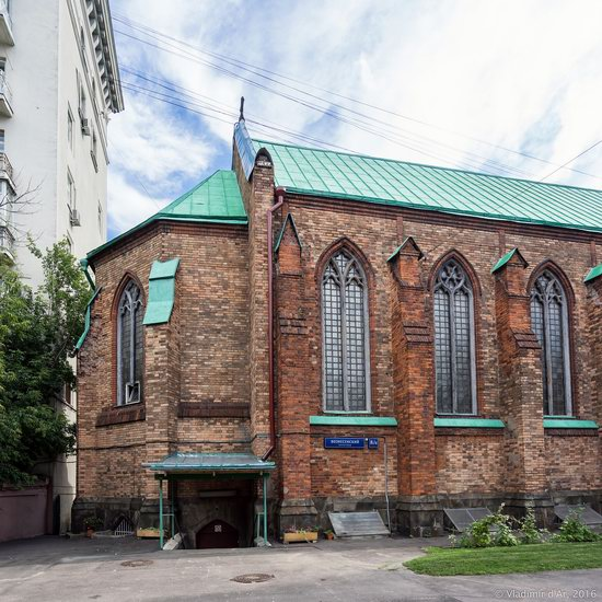 St. Andrew's Anglican Church in Moscow, Russia, photo 6