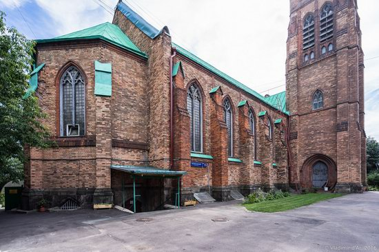 St. Andrew's Anglican Church in Moscow, Russia, photo 7
