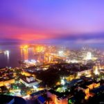 Vladivostok – the view from above