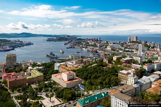 Vladivostok, Russia - the view from above, photo 10