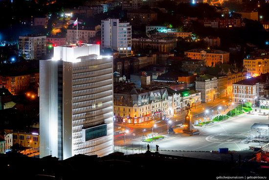 Vladivostok, Russia - the view from above, photo 11
