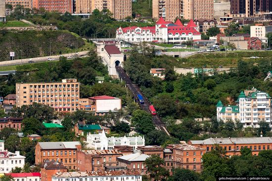 Vladivostok, Russia - the view from above, photo 13
