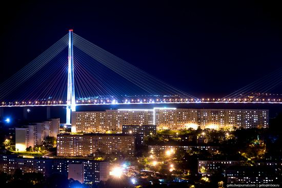 Vladivostok, Russia - the view from above, photo 16