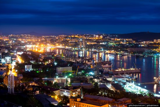 Vladivostok, Russia - the view from above, photo 17