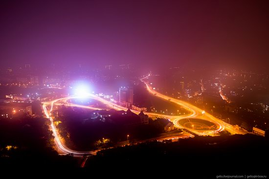 Vladivostok, Russia - the view from above, photo 18