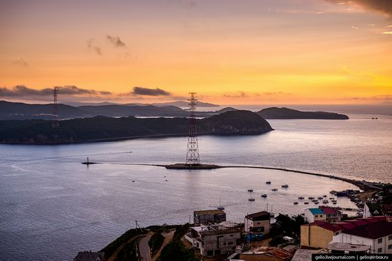 Vladivostok, Russia - the view from above, photo 19