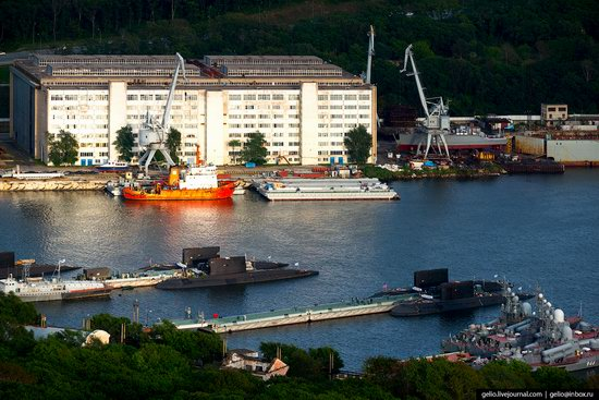 Vladivostok, Russia - the view from above, photo 20