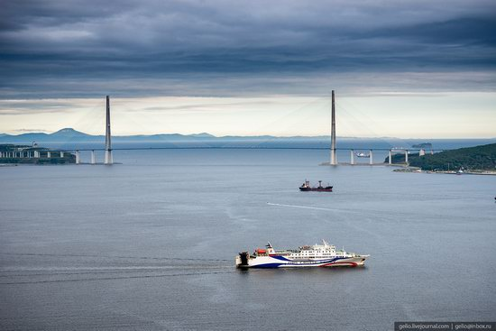 Vladivostok, Russia - the view from above, photo 21