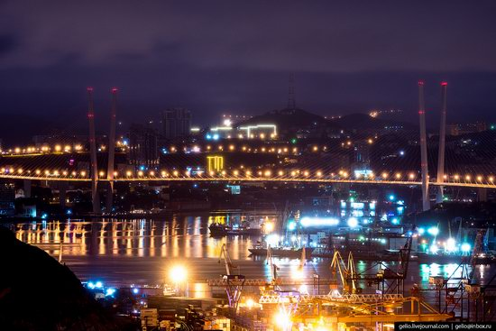 Vladivostok, Russia - the view from above, photo 24