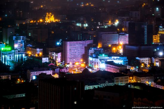 Vladivostok, Russia - the view from above, photo 25