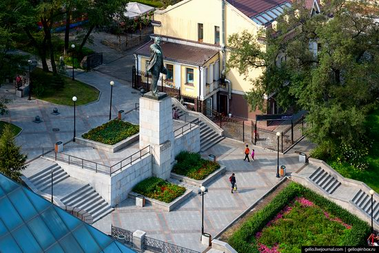 Vladivostok, Russia - the view from above, photo 27