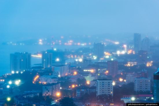 Vladivostok, Russia - the view from above, photo 28